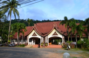 Thaigarden Hill Resort